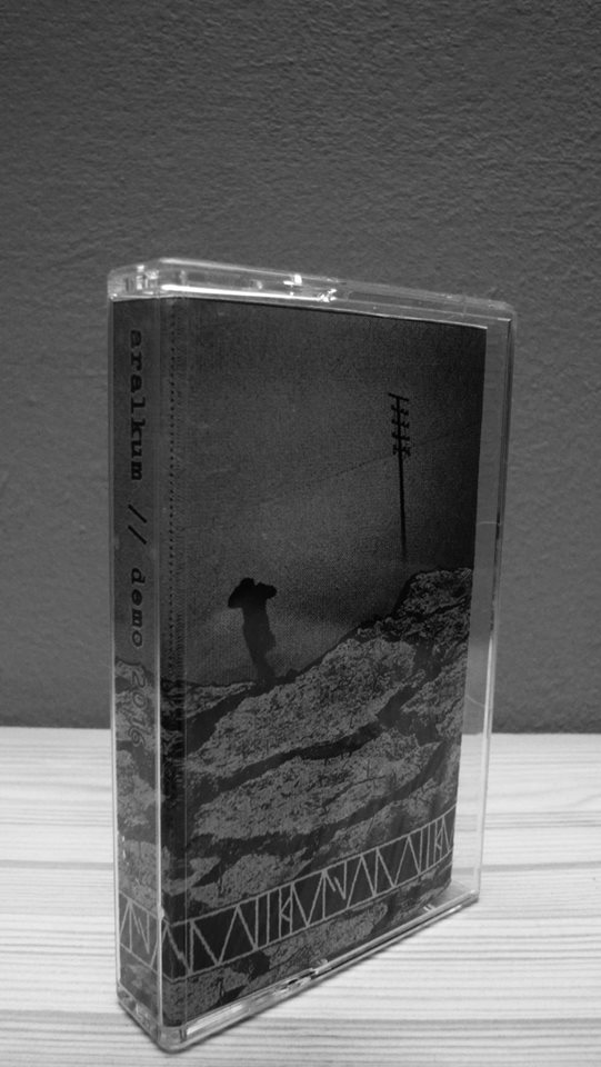 RPC 011 Aralkum - Demo 2016 tape
